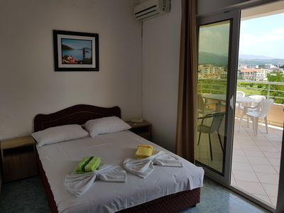 Photo for Comfort double room with frontal terrace