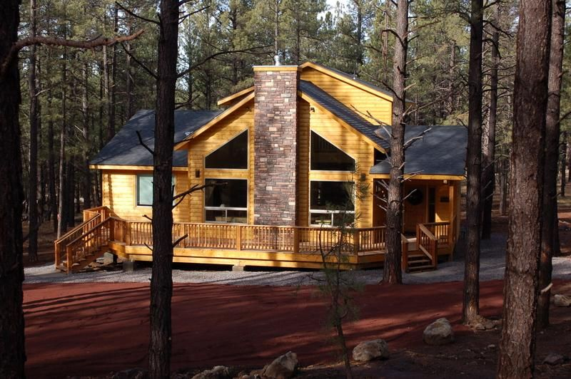 cabins fire the pet rent relax rental by for friendly flagstaff rentals cabin attractive