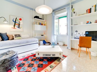 Photo for Designer flat in San Giovanni