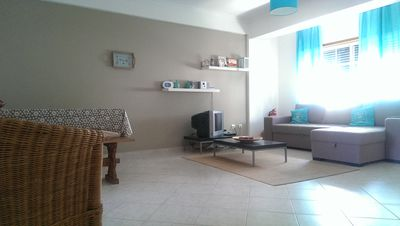 Photo for LARGE 1 BED APARTMENT WITH SOFA BED SLEEPS 4 PEOPLE LARGE TERRACE