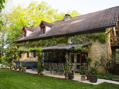 Photo for Bed and Breakfast Maison des Figues