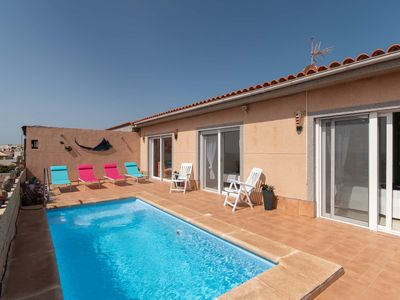 Photo for Villa Birgit for 10 people and private pool