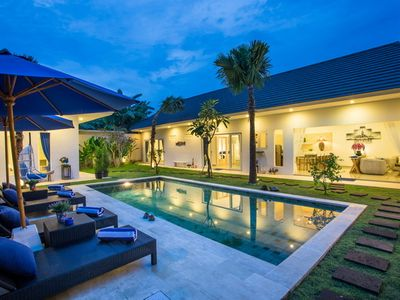 Photo for Charming 3 Bedroom Villa1 Near Seminyak