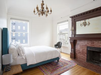 Photo for Archbishop's Mansion | Sunny Guest Room | 1 Bed