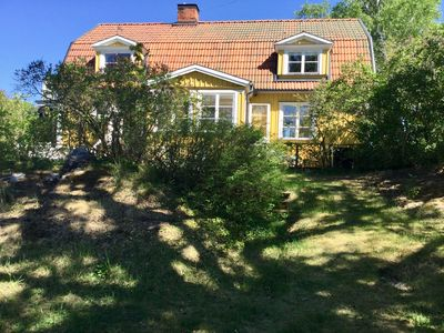 Photo for Villa Gotteberg anno 1933, charming villa near both lake and city