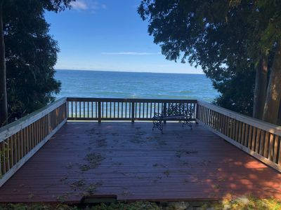 Photo for * Early season Deal - 20% for stays in May and early June! Charming Door County Cabin on the Bay!