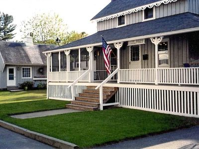 Photo for 3BR Cottage Vacation Rental in Saco, Maine