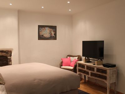 Photo for Very nice, stylish and quiet apartment in a fantastic location at the top of the village