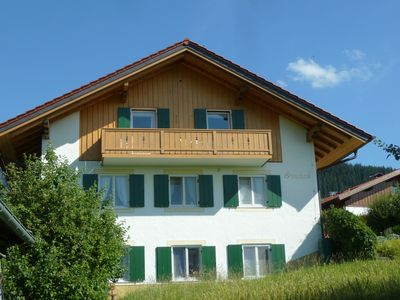 Photo for Apartment / app. for 4 guests with 65m² in Bad Kohlgrub (116867)