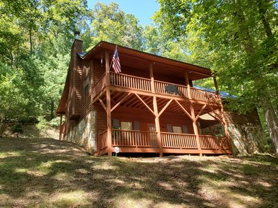 Mountain Creek Retreat - 5 minutes from Downtown Murphy - Secluded