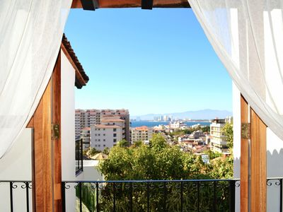 Photo for 2BD Penthouse for rent in Old Town, Puerto vallarta