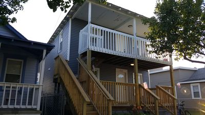 Photo for One Block from North Wildwood! Great location! Fully renovated!!!