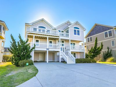 Photo for Signature Series | 8 Bedrooms | Nags Head | Semi-Oceanfront | Sleeps 18