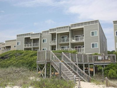 Photo for Brittany's Retreat: 2 BR / 2 BA condo in Caswell Beach, Sleeps 6