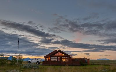 Cozy Cottage On The Golden Circle, Warm And Welcoming, Spa Facilities.