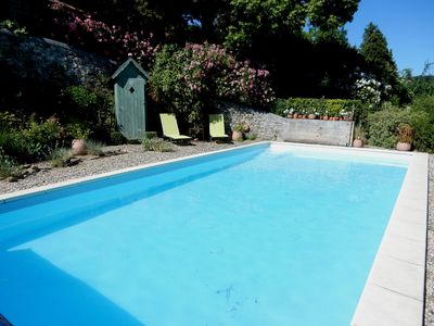 Photo for RARE, Exceptional view, CHARMING HOUSE 4 * in Drome Provencale