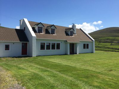 Photo for Spacious, comfortable and warm house with stunning sea views
