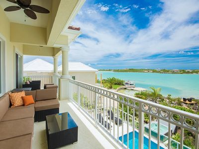 Sunset Close:  Luxury Villa on the Turquoise Waters of  Silly Creek