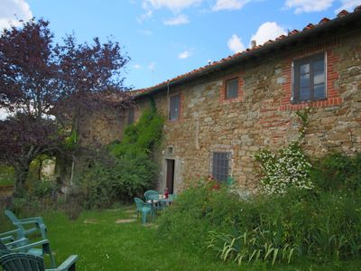 Photo for Characteristic house for 4 persons on Tuscan estate with pool