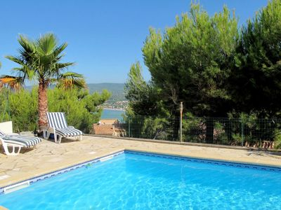 Photo for 3 bedroom Villa, sleeps 6 in Les Lecques with Pool and WiFi