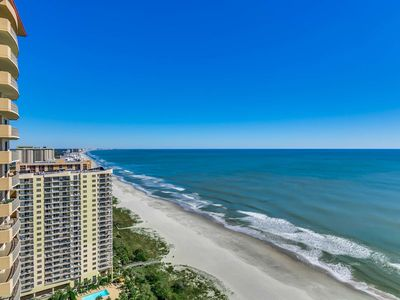Photo for Summer Special Rates! Gorgeous 24th Floor Oceanfront Condo in Margate Tower at Kingston Plantation