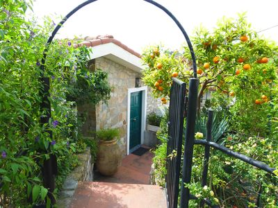 Photo for 1BR House Vacation Rental in Diano San Pietro, Ligurien