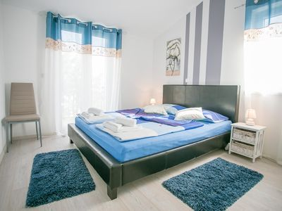 Photo for One-Bedroom Apartment Kardumovic IV Blue on the Third Floor