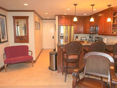 Photo for Snowflower Park City 2 BR/2 BA Ski-in and Ski-Out Condo