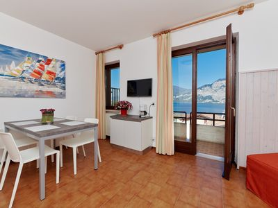 Photo for 1BR Apartment Vacation Rental in Malcesine, Gardasee