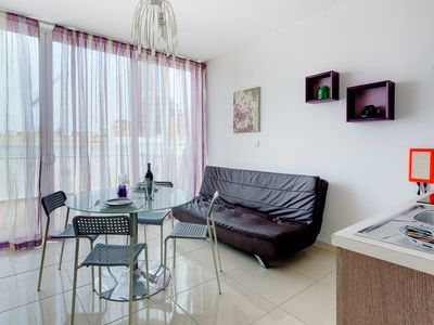Photo for Modern Penthouse in the heart of Saint Julian's