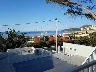 Photo for NEW VILLA IN THE HEART OF CALVI