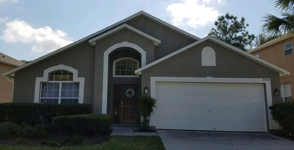 Beautiful Renovated 5 Bedroom Vacation Home W Pool Near Disney In Resort Setting Kissimmee