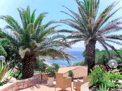 Photo for 4 bedroom Villa, sleeps 8 in Buoncammino with WiFi