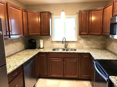Photo for Convenient Northside location with 2 Dog Runs