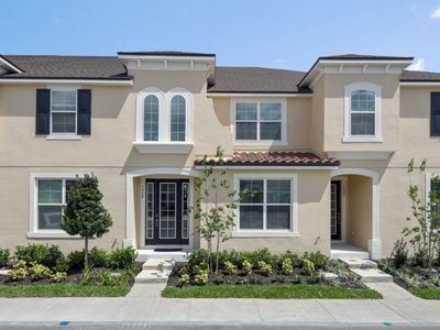 Photo for Disney On Budget - Solara Resort - Amazing Contemporary 4 Beds 4.5 Baths Townhome - 5 Miles To Disney