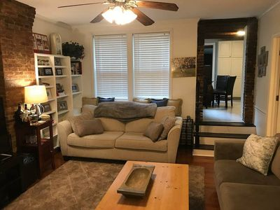 Photo for This condominium is a 1 bedroom(s), 1 bathrooms, located in Boston, MA.