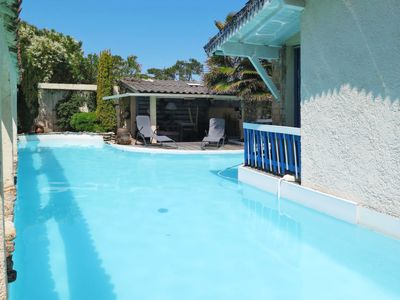 Photo for 3BR Villa Vacation Rental in Vendays-Montalivet