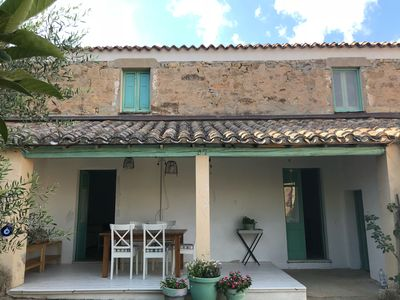 Photo for Charming house in the historic center of a village in the rural Sardinia