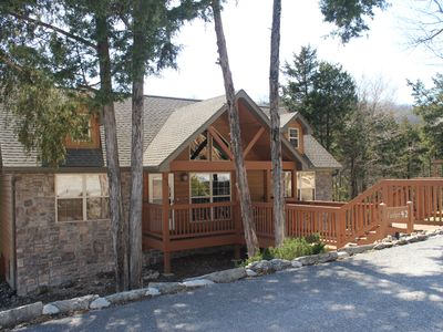 2BD/2BA BRANSON CABIN by SILVER DOLLAR CITY,  We Pay the CLEANING FEES!!!!!