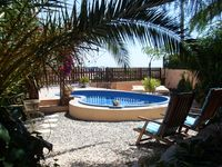 fab holiday let and lovely host