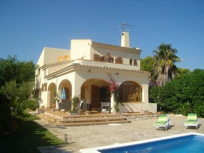 Photo for Holiday house L'Ametlla de Mar for 8 persons with 3 bedrooms - Holiday house