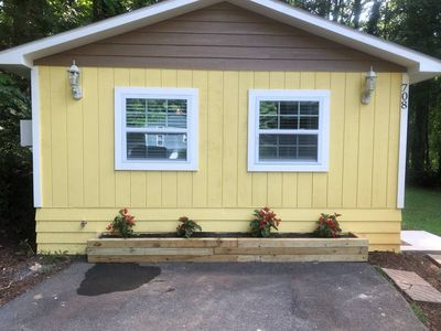 Photo for Cute New Cottage 1 mile from Downtown Hendersonville