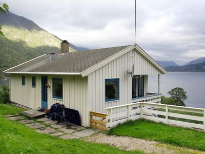 Photo for Vacation home Kårahuset (FJH408) in Hauglandshella - 6 persons, 3 bedrooms