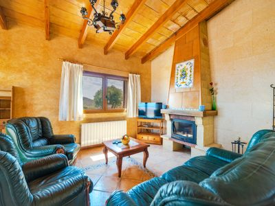 Photo for Vacation home Cala Torta Na Lluny in Cala Torta - 10 persons, 5 bedrooms