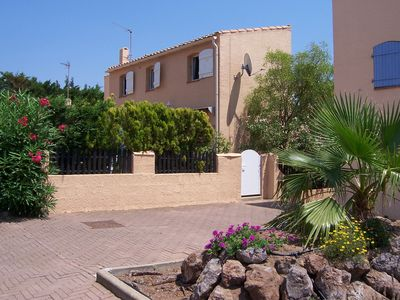 Photo for Villa ideal for family and only 10 minutes walk to Richelieu beach