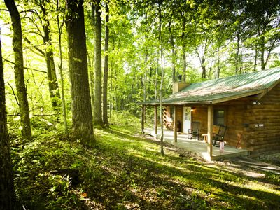 Almost Heaven 1BR Cabin In West Virginia Woods - Perfect For Couple's Escape