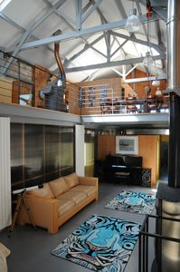 Photo for Exceptional loft facing the ocean