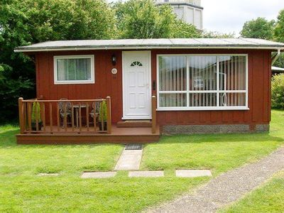 Photo for 'Otter Lodge' Chalet to Rent in the heart of the Jurassic Coast in Seaton Devon