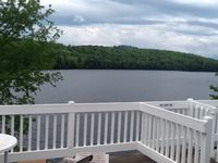 Relaxing month at Bryant pond