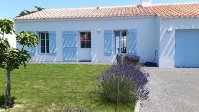 Photo for 100m from the sea new house 3 bedrooms island of Noirmoutier
